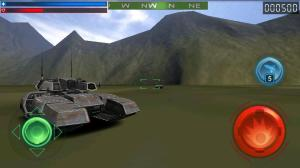 Tank recon 3D android game