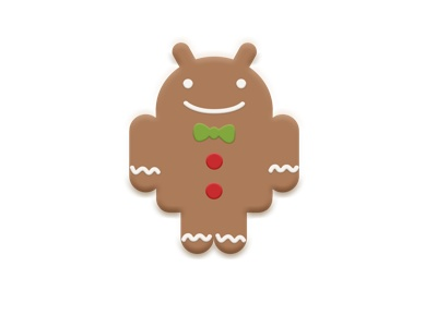 android-gingerbread- lg p500 optimus one