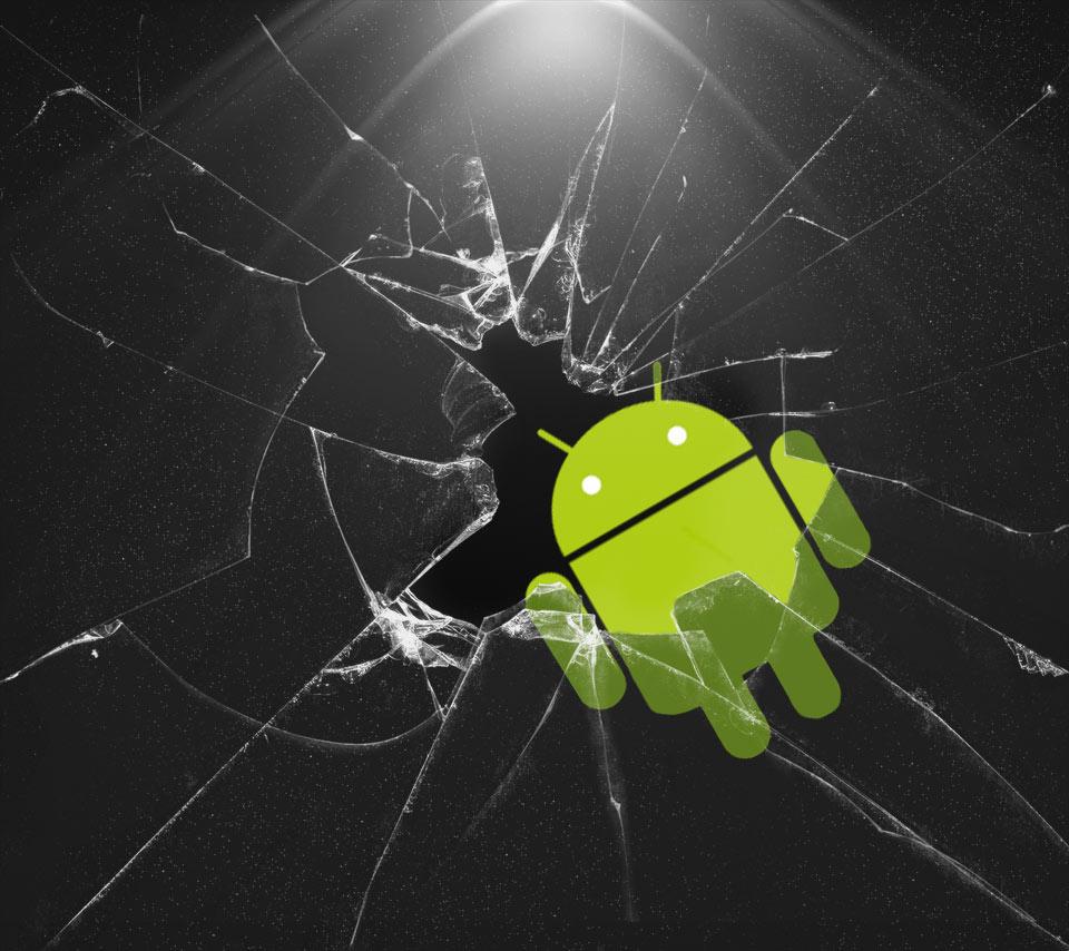 Обои На Телефон Андроид Разбитый Экран