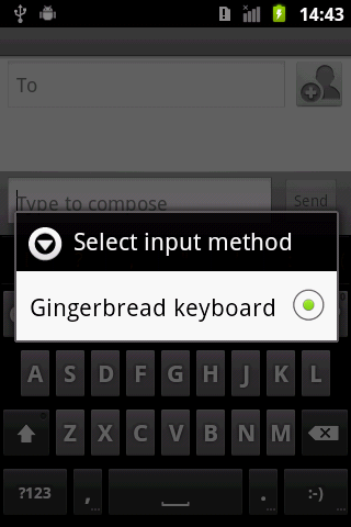 void rom gingerbread keyboard