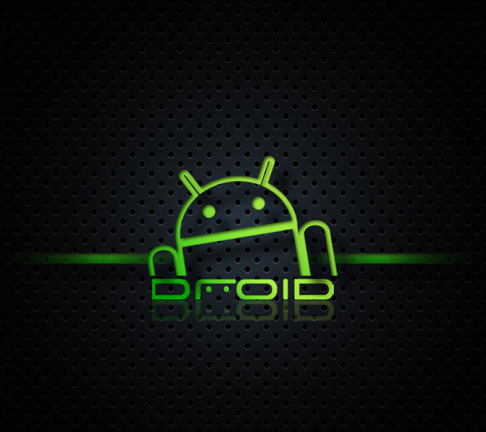 android bot wallpapers lg optimus one p500