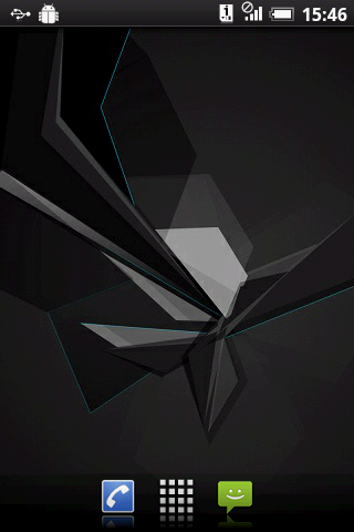 void rom home screen